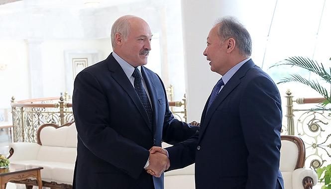 Lukasenko és Bakijev találkozója 2019. augusztus 6-án #moszkvater