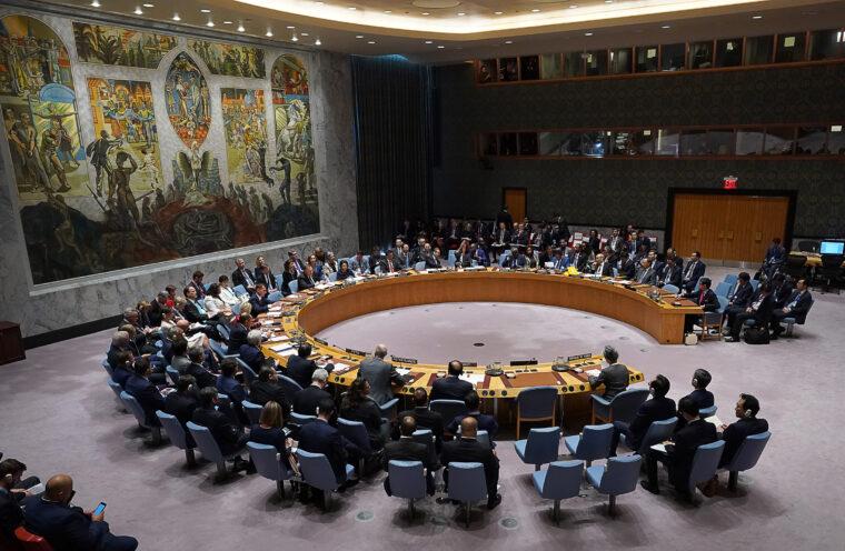 Az ENSZ biztonsági tanácsának ülése 2018-ban #moszkvater