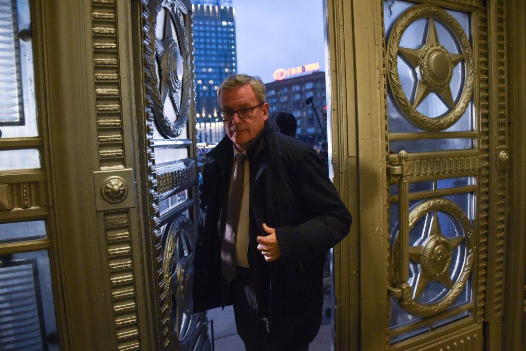 Johannes Eigner osztrák nagykövetet berendelte az orosz külügyminisztérium #moszkvater