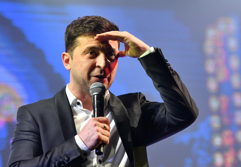 Volodomir Zelenszkij #moszkvater
