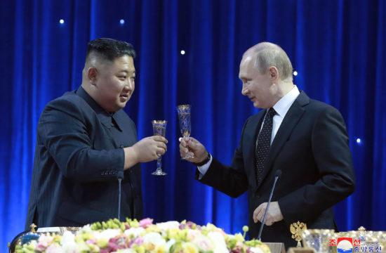 Fotó:EUROPRESS/AFP/KCNA VIA KNS #moszkvater