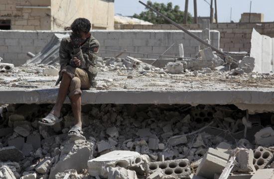 Idlib tartományban sem lett békésebb a helyzet #moszkvater