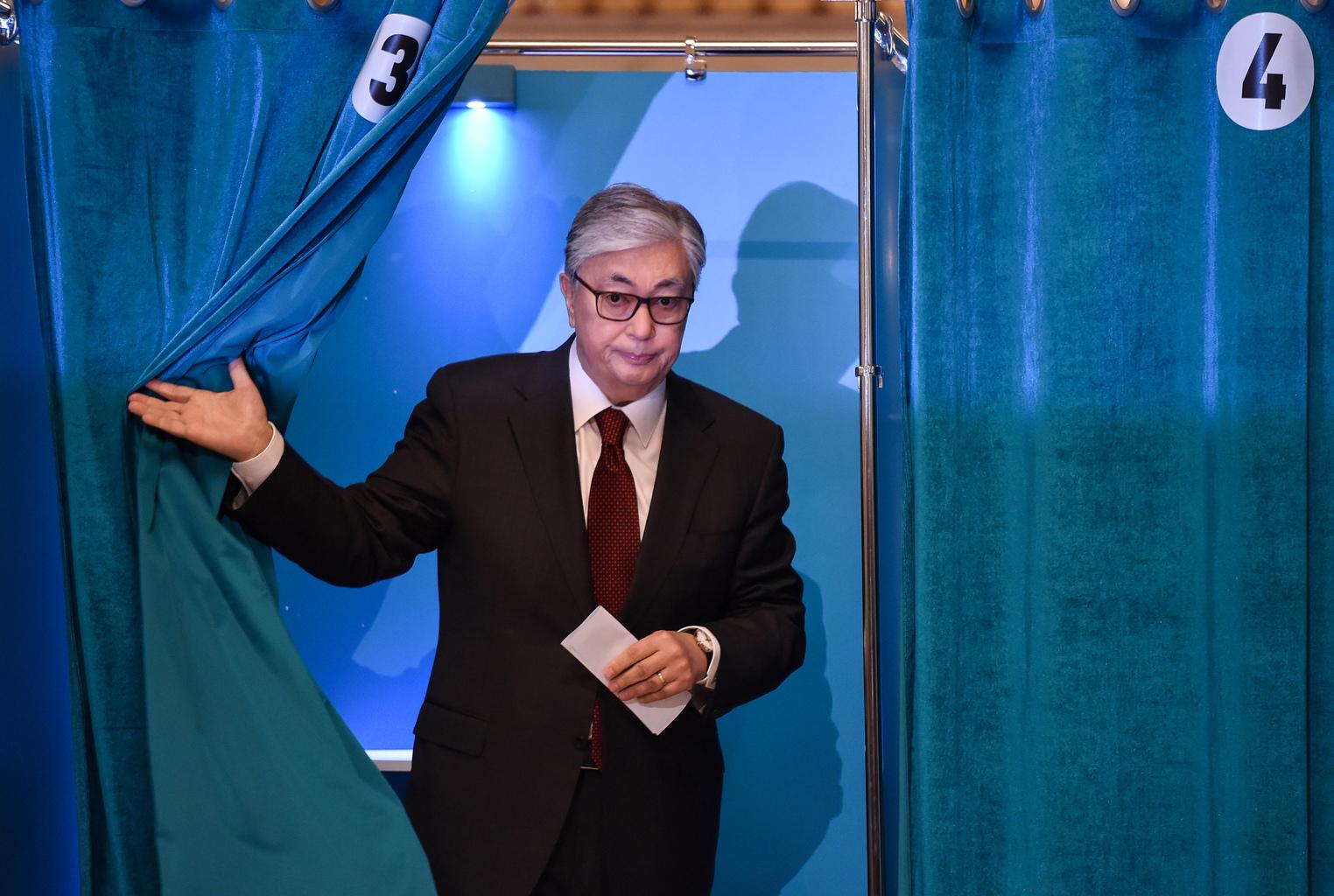 Kaszim-Zsomart Tokajev nyerte meg az előrehozott elnökválasztást Kazahsztánban 2019. június 9-én #moszkvater