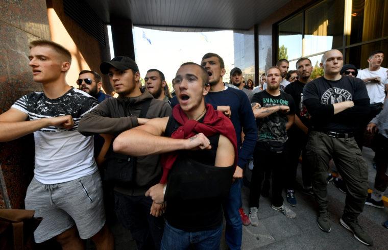 """""""Kijevben a hatalom eme cinizmusa egy idő után átcsapott nacionalista, és irracionális őrületbe"""" #moszkvater"""