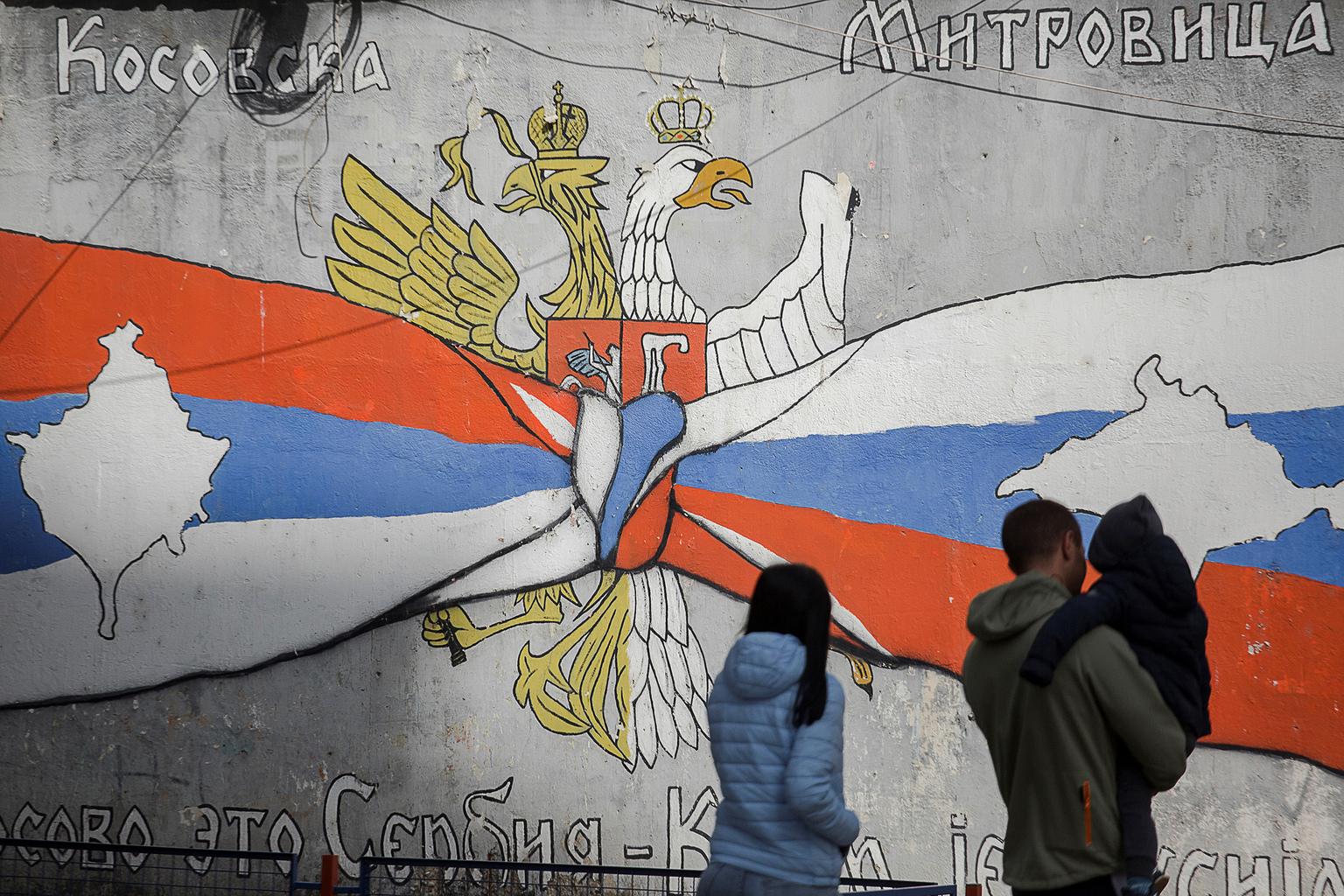 """""""Oroszország azonban a Krím félszigetet egyetlen vércsepp nélkül csatolta vissza. A szerbiai Koszovó azonban olyan csoda, amelyről csak álmodnak és még sokat fognak fizetni az álmokért"""" #moszkvater"""