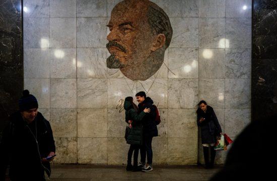 """""""Az orosz elnök szerint a szovjet államot megalapító Vlagyimir Iljics Lenin eszméi vezettek a birodalom összeomlásához"""" #moszkvater"""