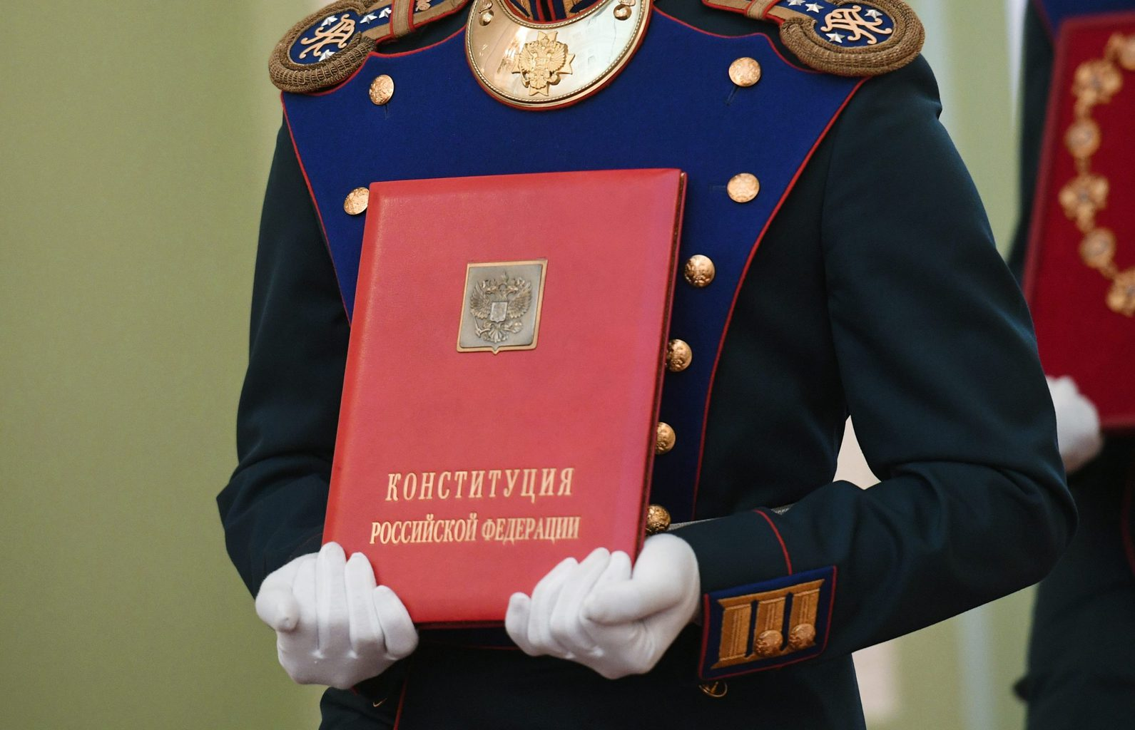 Vlagyimir Putyin orosz elnök már be is nyújtotta az alkotmánymódosítást a Dumának #moszkvater