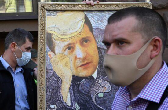 Lassan Zelenszkij elnöki posztja is veszélybe kerül #moszkvater