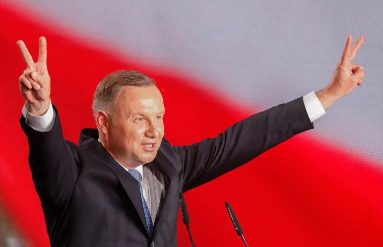 """""""Az így aratott győzelem az eddiginél is nagyobb legitimációt ad Dudának"""" #moszkvater"""