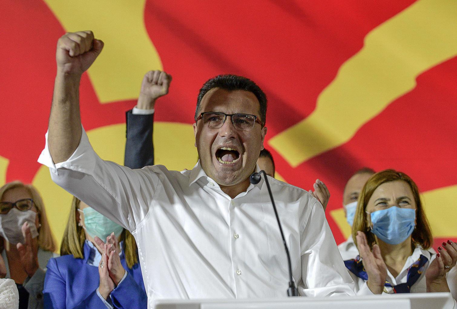 Az észak-macedón választásokon győztes Zoran Zaev vezette szociáldemokraták és a Besa nevű albán párt alkotta pártszövetség győzelme elvezethet az ország föderalizálásához, végső eredményként akár kettészakadásához is #moszkvater