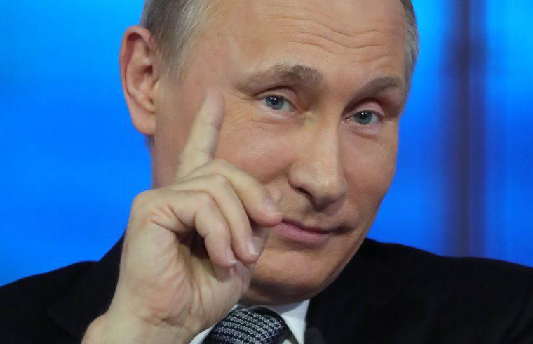 Vlagyimir Putyin #moszkvater