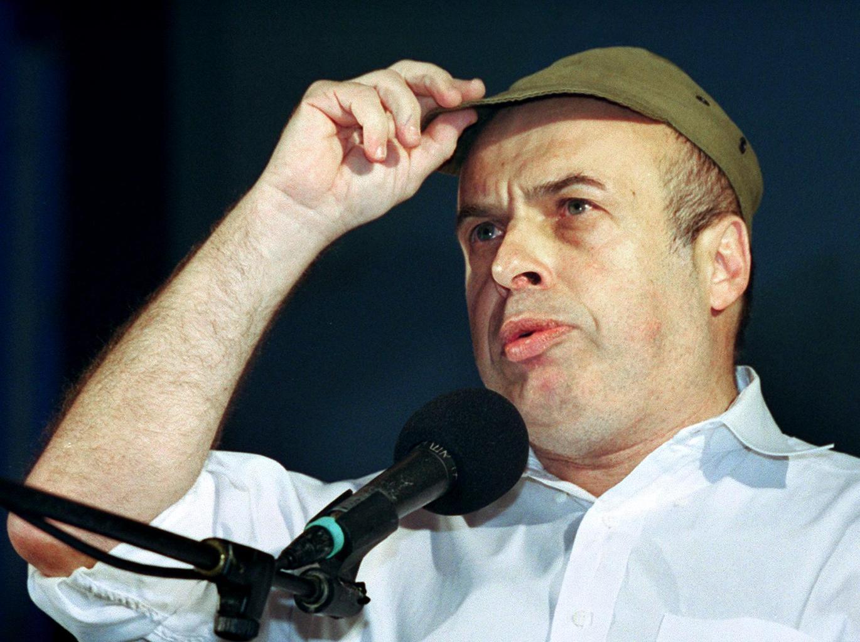 Natan Saranszkij 2000-ben #moszkvater