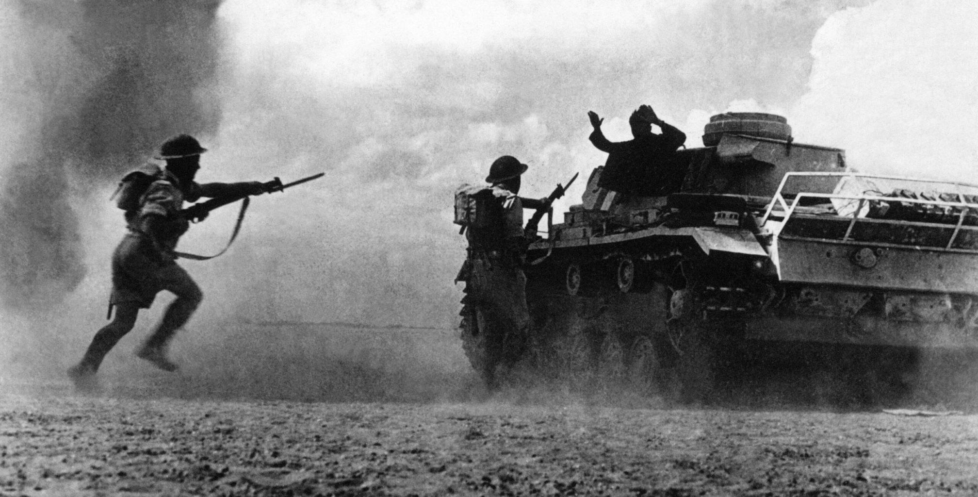 A csata El-Alemin–nél, ahol Rommel és Montgomery mérték össze vezetői képességeiket #moszkvater