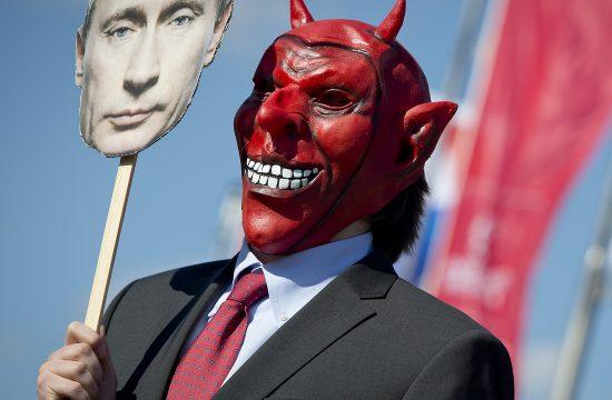 Putyin és Oroszország démonizálásának másik oka magában az euroatlanti világban, annak válságában keresendő #moszkvater