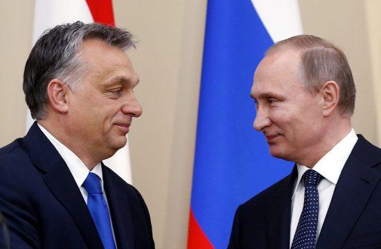 Orbán Viktor és Vlagyimir Putyin egy korábbi találkozójukon #moszkvater