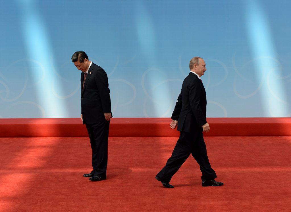z orosz elnök jóval többször találkozik kínai partnerével, mint az európai vezetőkkel #moszkvater