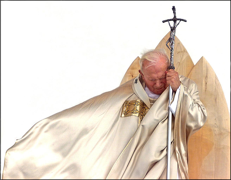 """II. János Pál pápa """"Nagy pápa lett belőle!"""" #moszkvater"""