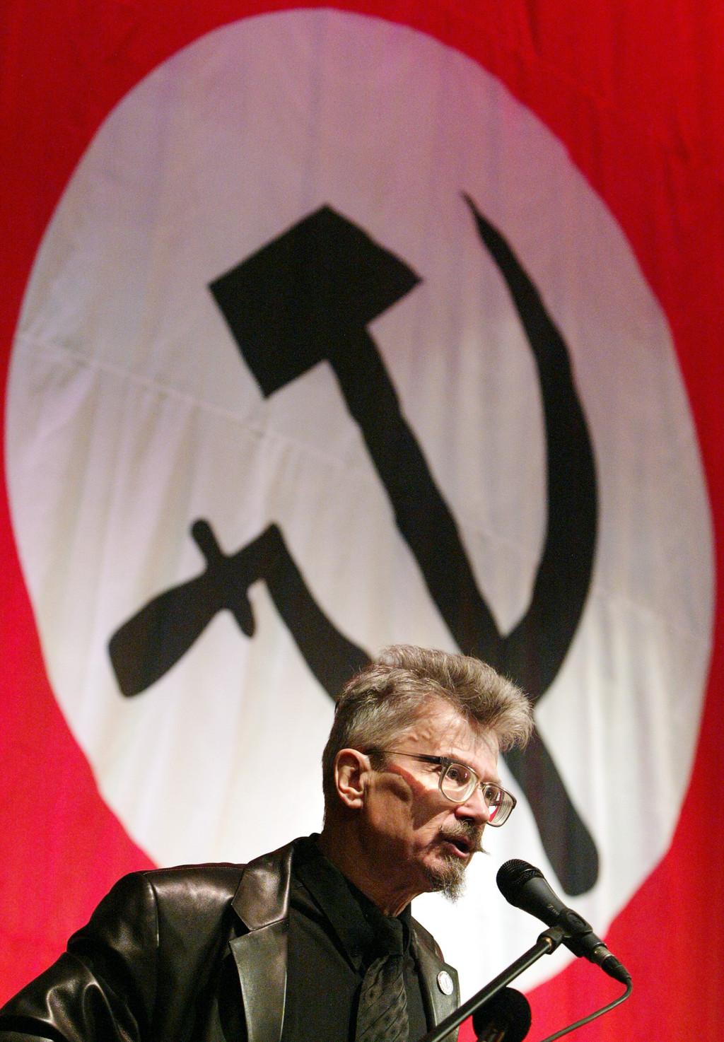Eduard Limonov 2004-ben #moszkvater