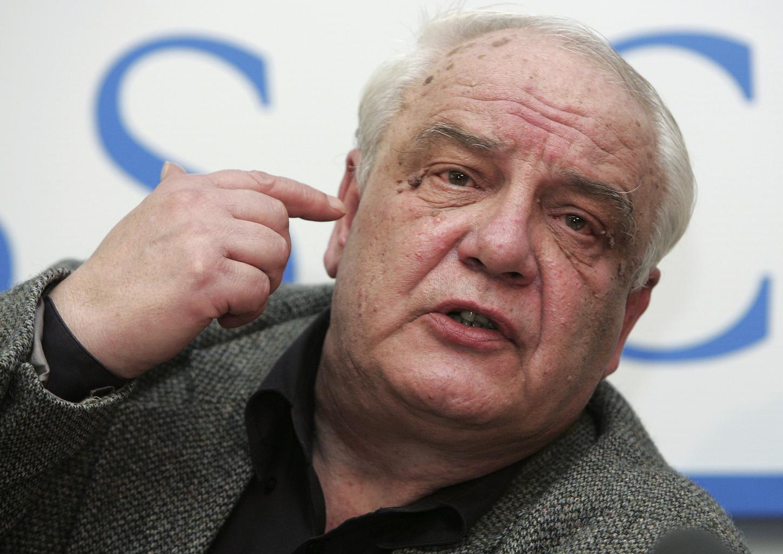 Vlagyimir Bukovszkij a szovjet rendszer leghajthatatlanabb bírálói közé tartozott #moszkvater