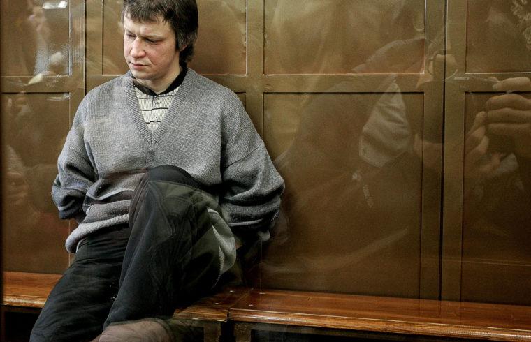 Alekszandr Pecsuskin moszkvai tárgyalásán 2007-ben #moszkvater