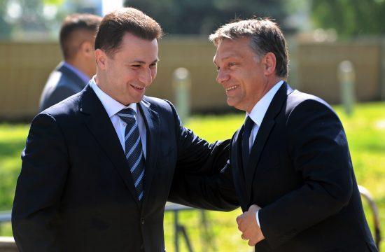Nikola Gruevszki és Orbán Viktor találkozója Szkopjéban, 2011-ben #moszkvater
