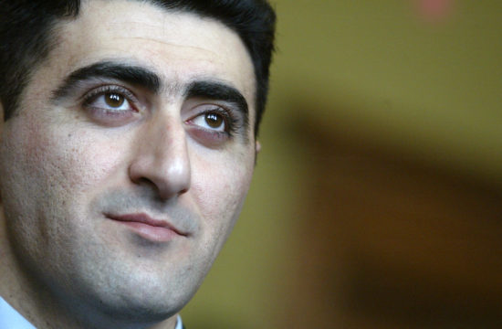 Ramil Safarov az ítélethirdetést hallgatja Budapesten, 2006. április 13-án #moszkvater
