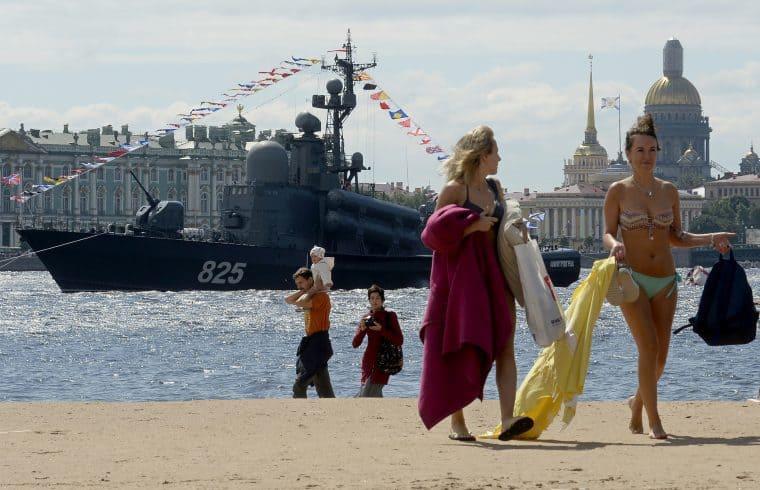 Szentpétervár olyan szimbólum, kép, sokszínű képes beszéd, amelyben tükröződik az egész újkori orosz történelem