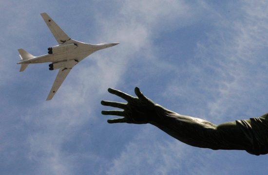 A haderő modernizálásának keretében megújul az orosz légierő gyöngyszemének tartott Tu-160-as szuperszonikus bombázó #moszkvater