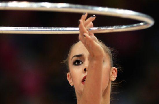 Margarita Mamun gyakorlata a stuttgarti ritmikus sportgimnasztika világbajnokságon 2015. szeptember 11-én #moszkvater