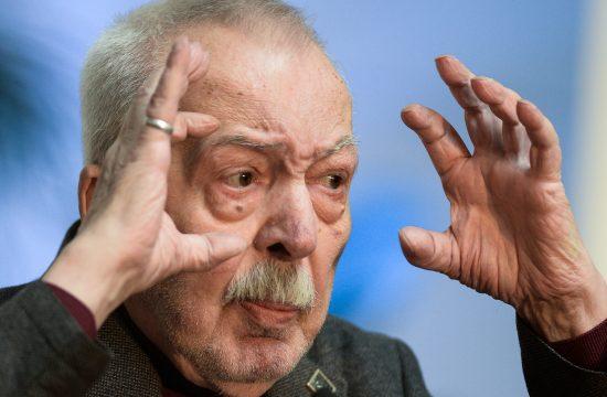 Életének 82. évében Andrej Bitov, az orosz posztmodern irodalom atyja #moszkvater