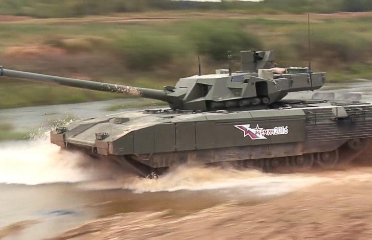 A T-14 Armata egy bemutatón Oroszországban #moszkvater