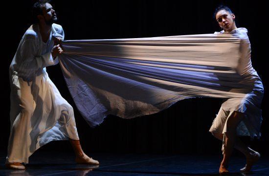 Csajkovszkij Pro és Kontra balettjének előadása Borisz Ejfman társulatának feldolgozásában Moszkvában, 2016-ban #moszkvater