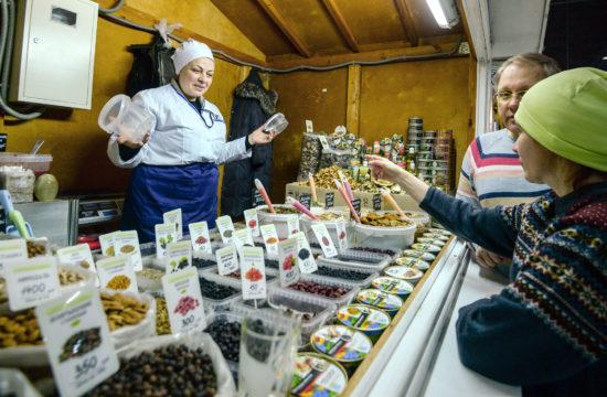 """""""Finomságok a tajgáról"""" a 2016-os Food Show Fesztiválon Moszkvában #moszkvater"""