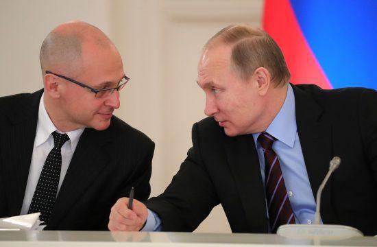 Szergej Kirijenko és Vlagyimir Putyin #moszkvater