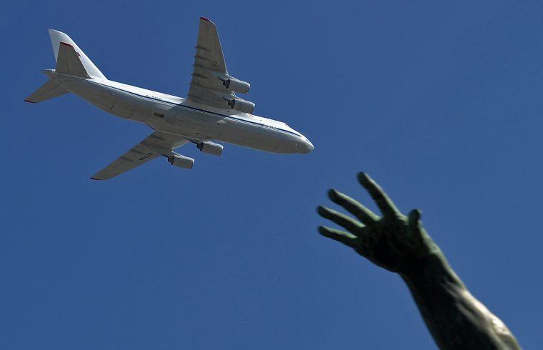 Az AN-124 Ruszlán #moszkvater