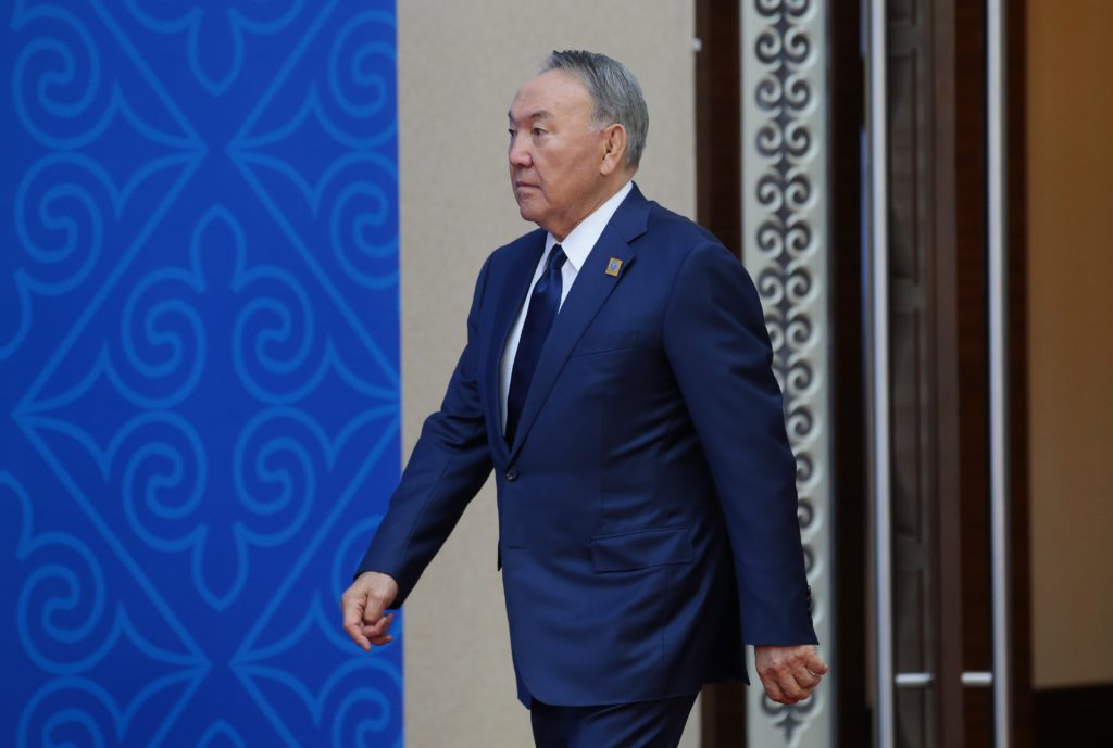 Lemondott Nurszultan Nazarbajev #moszkvater