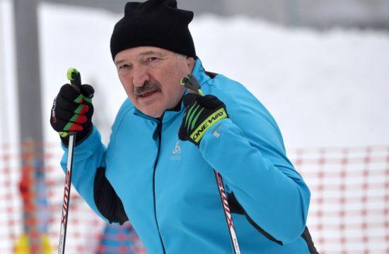 Lukasenkót a síelés szerelmeseként is vonzhatja Ausztria, hiszen jól ismeri az itteni pályákat #moszkvater