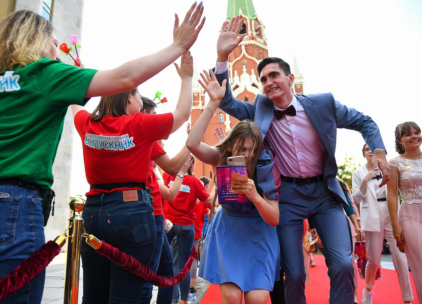 """""""A fiatalok számára szüleikhez hasonlóan a legfontosabb a stabilitás és a szebb jövő"""" #moszkvater"""