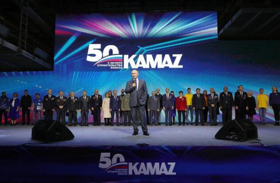 Putyin Kamaz #moszkvater