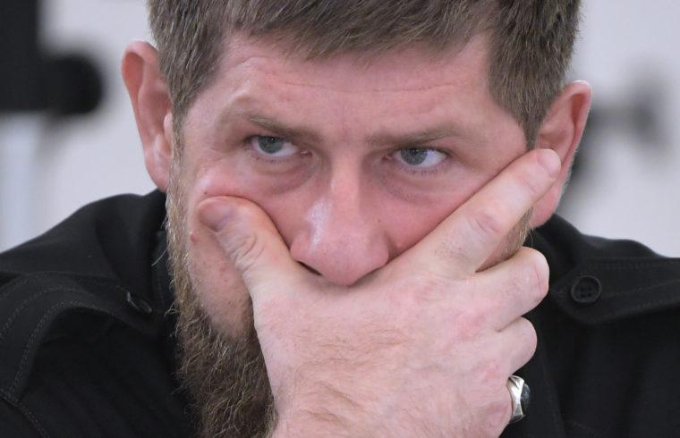 Ramzan Kadirov csecsen elnök #moszkvater