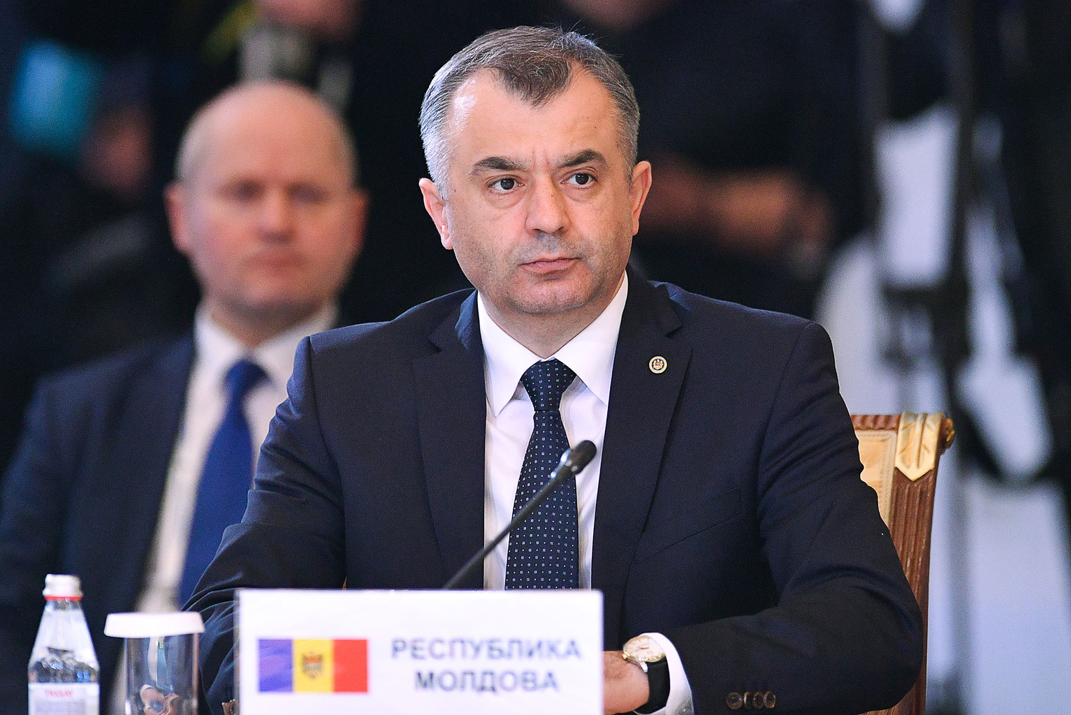 Hivatalban maradhat a bizalmi szavazás után Ion Chicu kormánya Moldovában #moszkvater