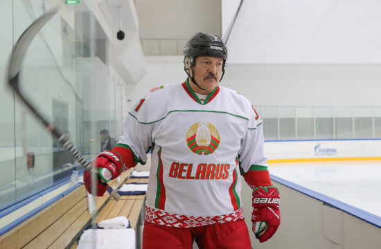 Alekszander Lukasenko