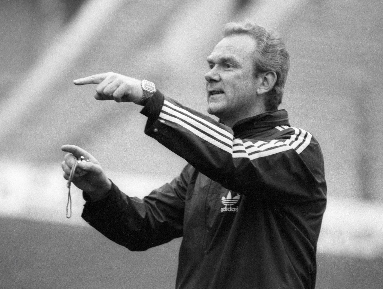 Valerij Lobanovszkij 1986-ban #moszkvater