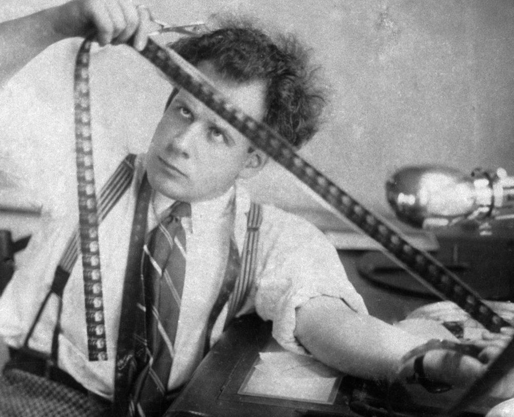 Szergej Eisenstein #moszkvater