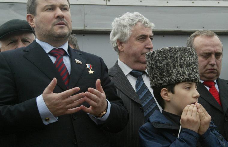 Ruszlan Jamadajev 2005-ben #moszkvater