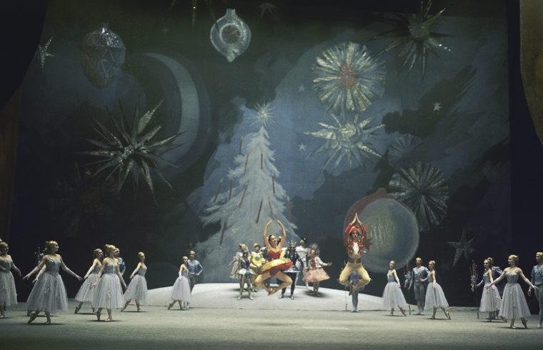 A Bolsoj balett 1966-os előadása Moszkvában #moszkvater