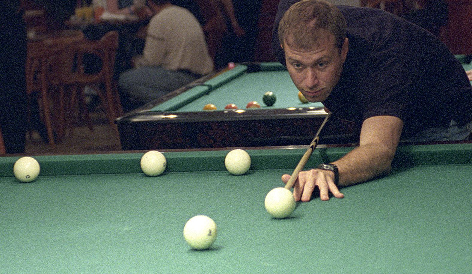 Roman Abramovics 2003-ban #moszkvater