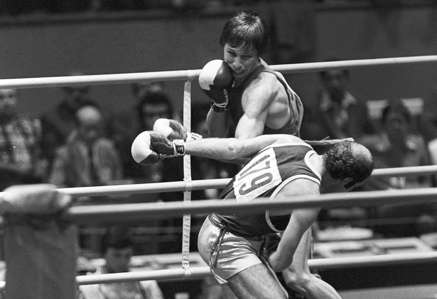 Ribakov az 1979-es nyári Szpartakiádon ezüstérmes lett #moszkvater