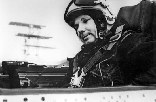 Jurij Gagarin 1968-ban #moszkvater