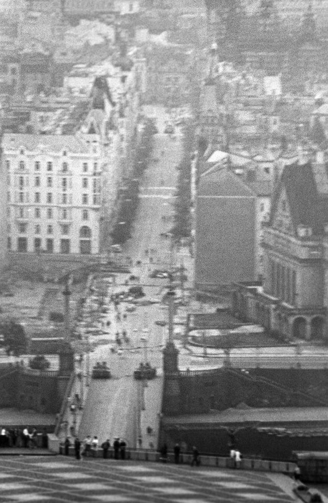 Prága, 1968. augusztus 22. #moszkvater